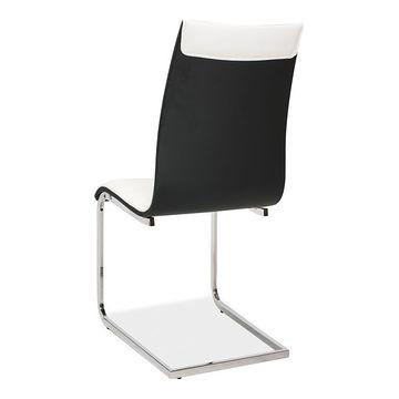 Krzesło H-133 Signal Biały, Czarny