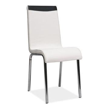 Krzesło H-161 Signal Biały, Czarny