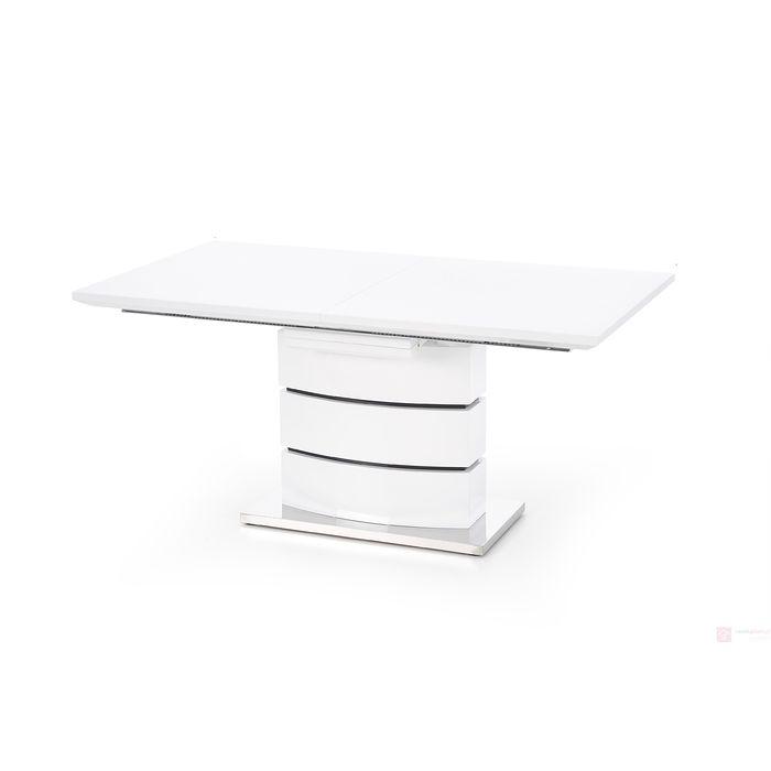 Stół nowoczesny biały mdf NOBEL Halmar