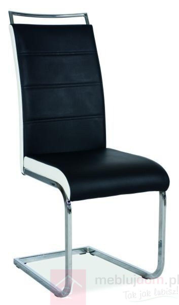 Krzesło H-441 Signal Czarny