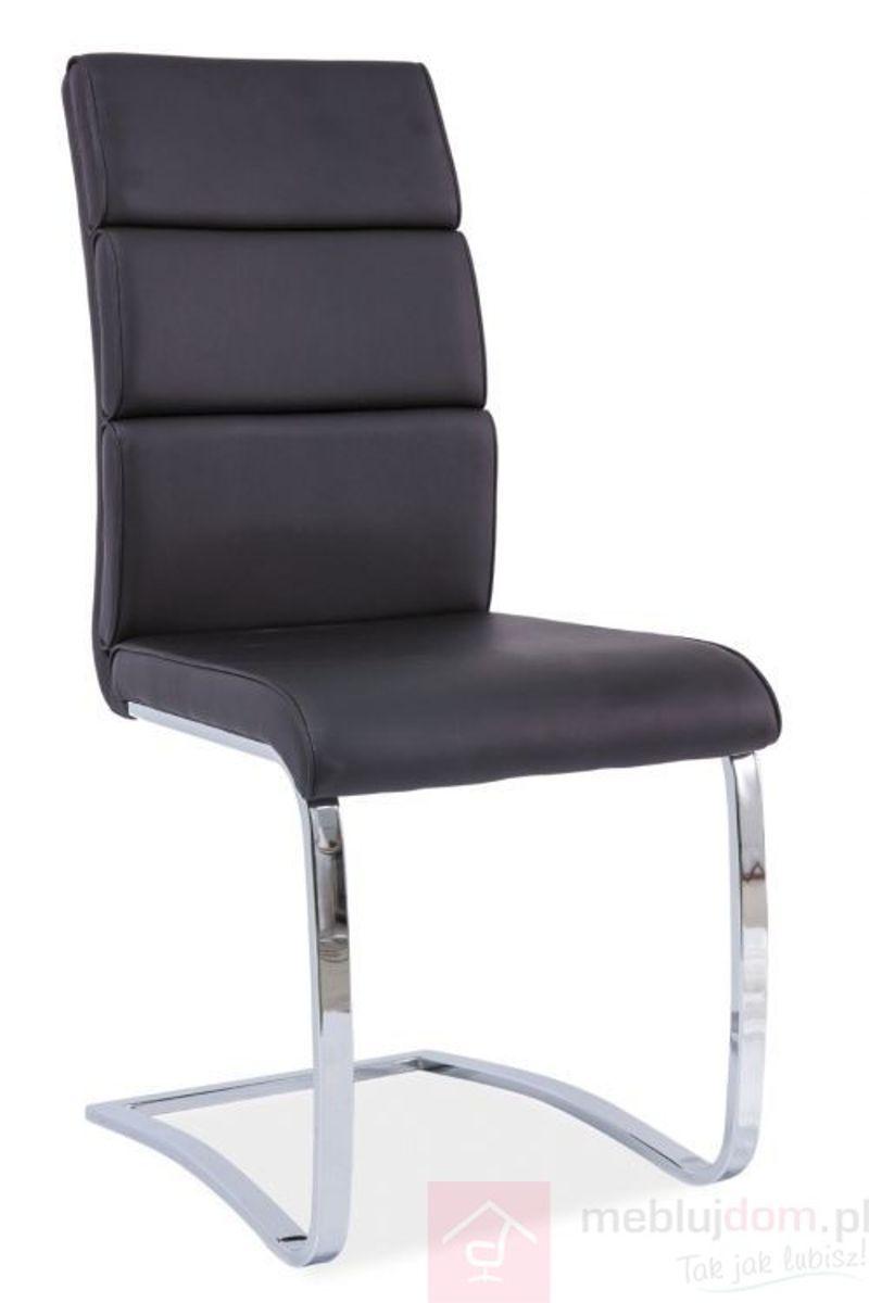 Krzesło H-456 Signal Czarny