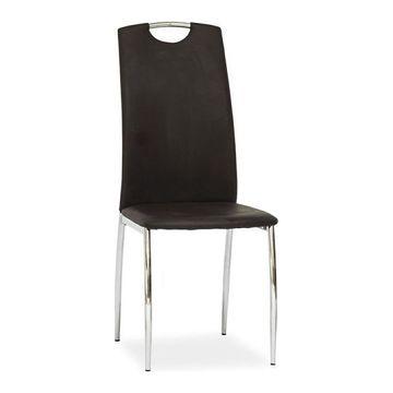 Krzesło H-622 Signal Brązowy