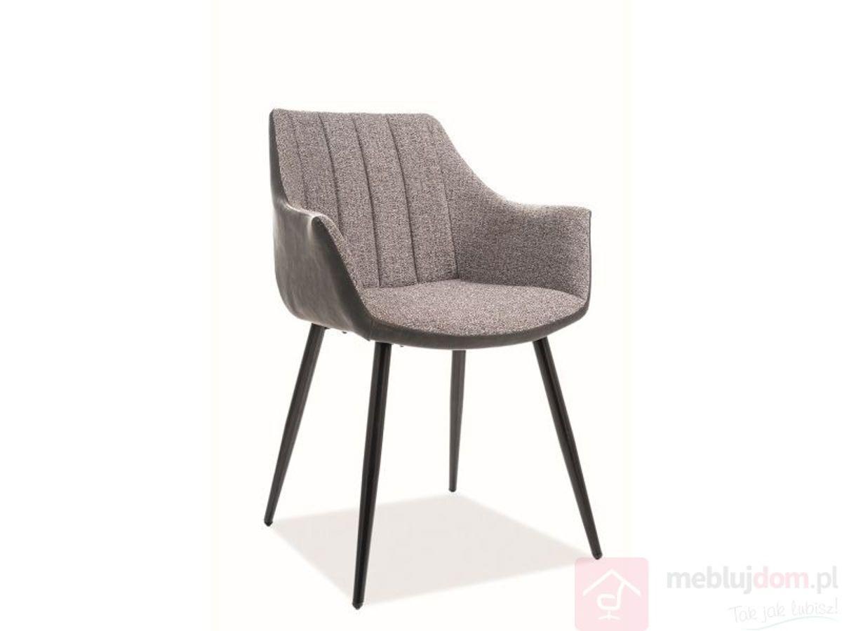 Krzesło BRUNO Signal szary