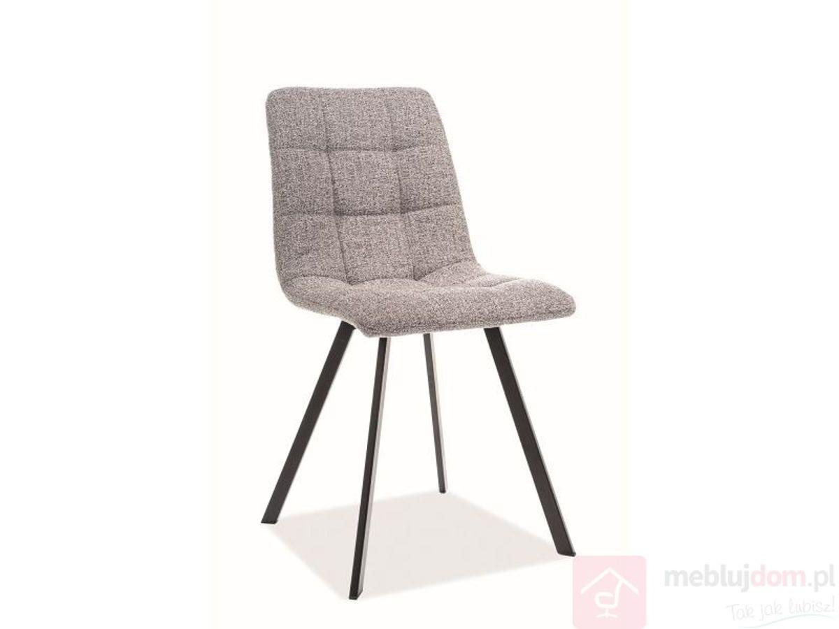 Krzesło CLIP Signal szary
