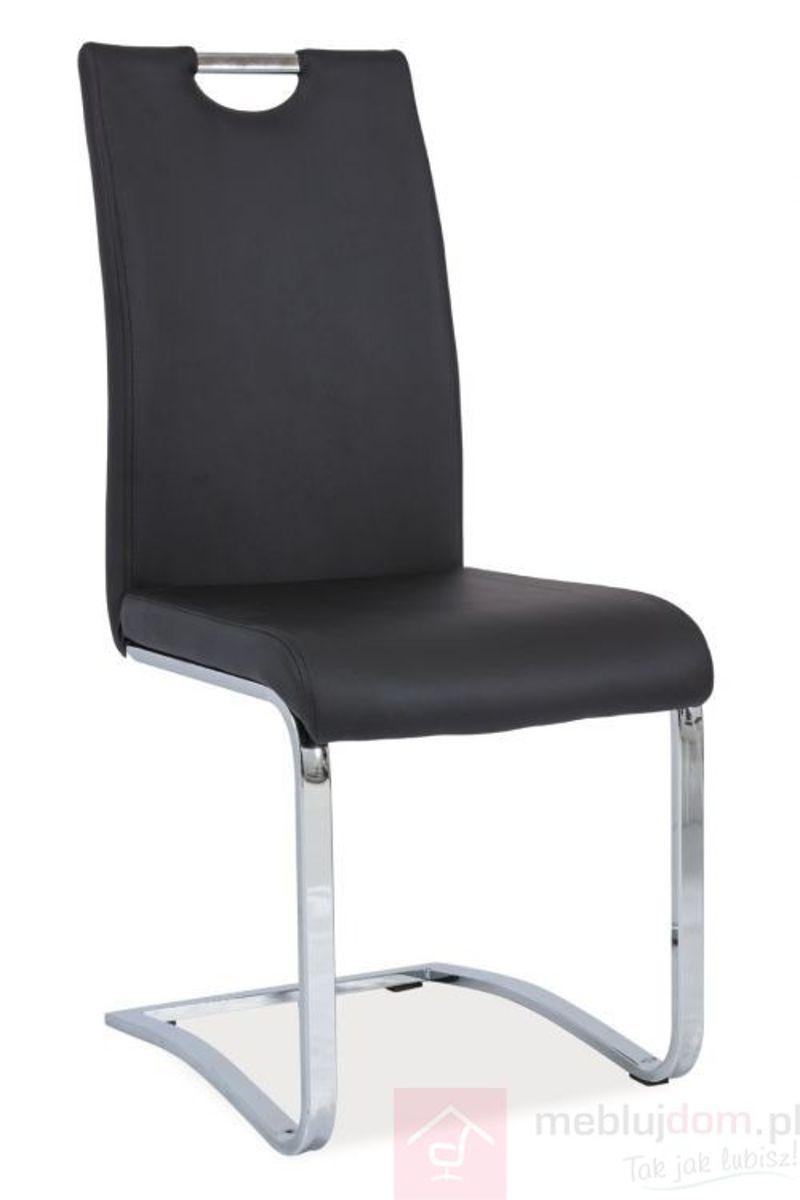 Krzesło H-790 Signal Czarny