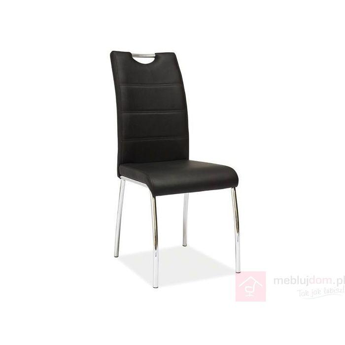 Krzesło H-822 Signal Czarny