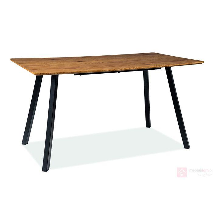 Stół MANO SIgnal dąb+czarny