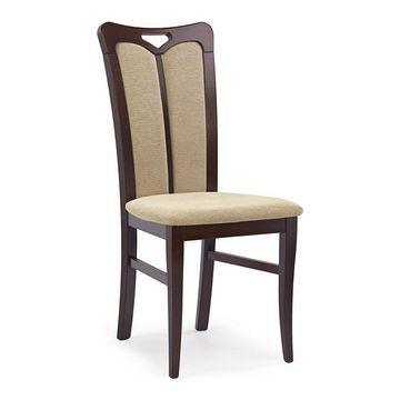 Krzesło HUBERT 2 Halmar Orzech ciemny