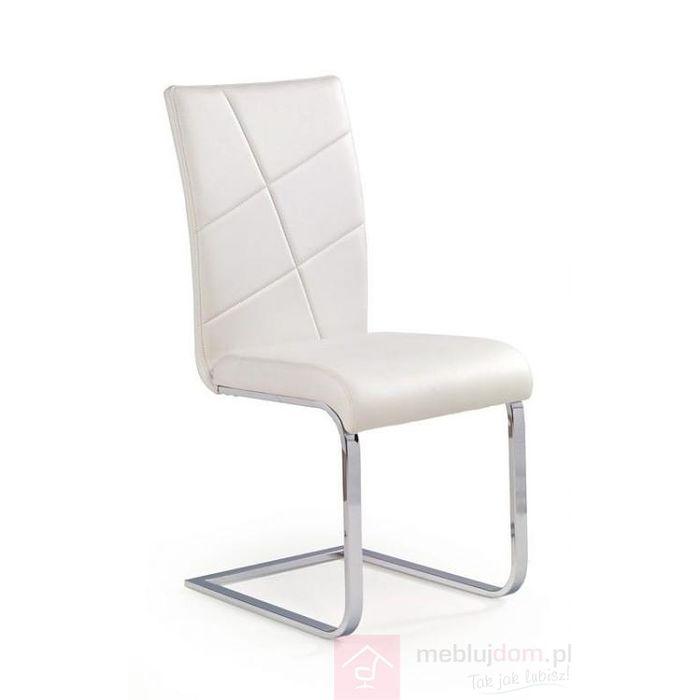 Krzesło K-108 Halmar Biały