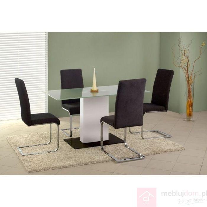 Krzesło K-110 Halmar Grafitowy