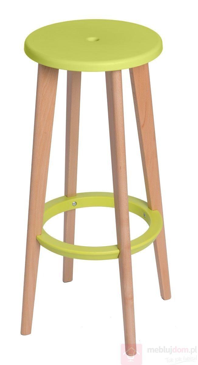 Hoker LUSH przodem PP drewno