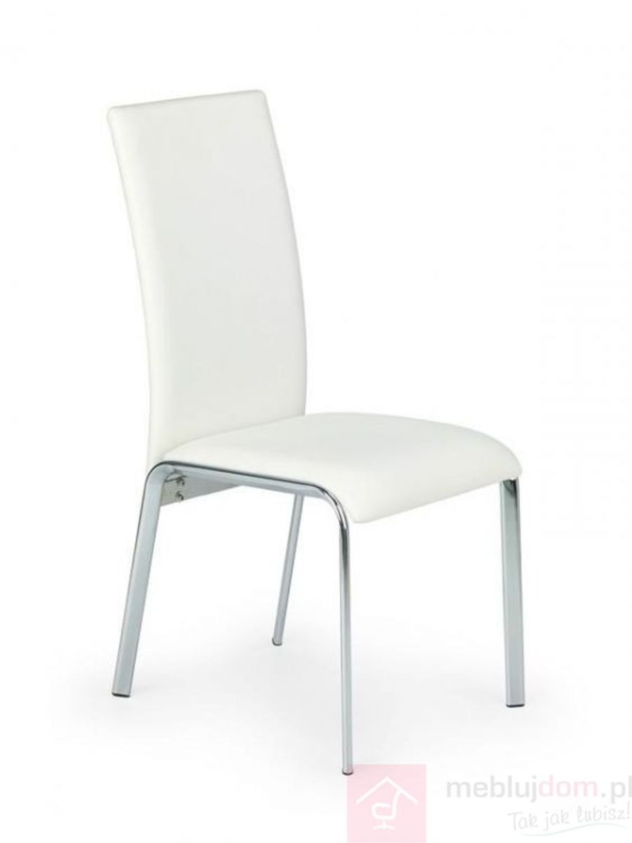Krzesło K-135 Halmar Biały