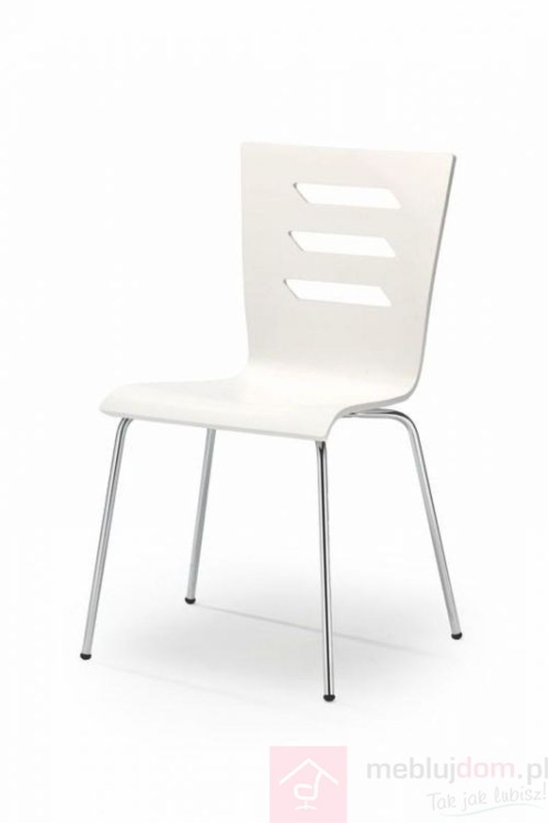 Krzesło K-155 Halmar Biały