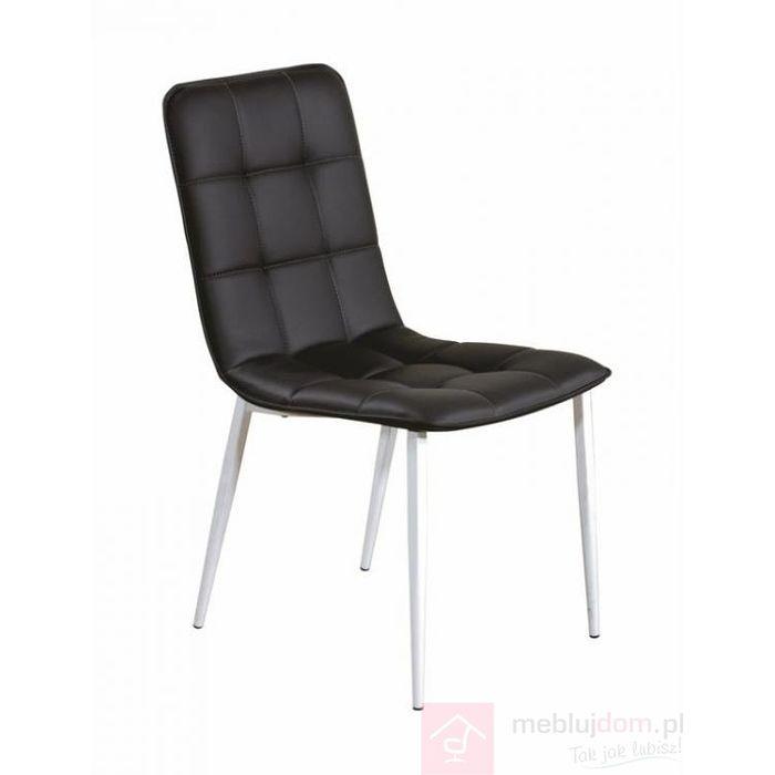 Krzesło K-191 Halmar Czarny