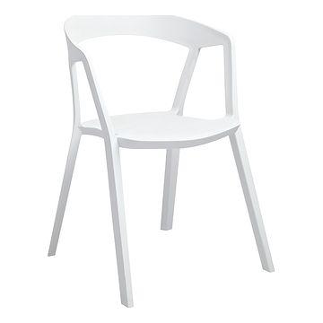 Krzesło VIBIA białe