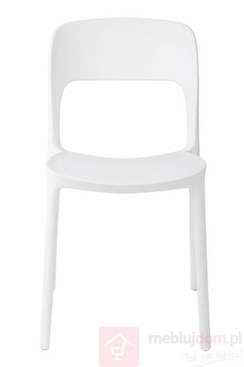 Krzesło FLEXI biały