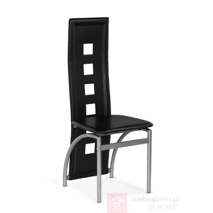 Krzesło K-4M Halmar Brąz ciemny