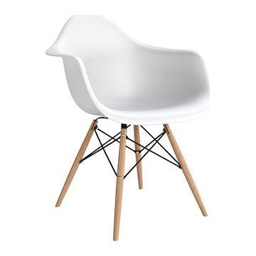 Krzesło P018W PP biały