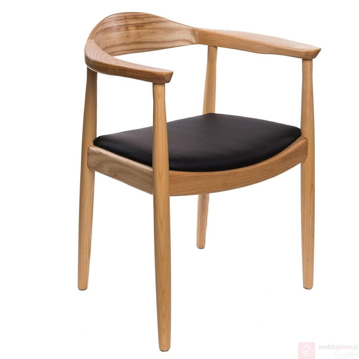 Krzesło PRESIDENT naturalny