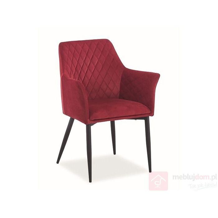 Krzesło SERGIO VELVET Signal