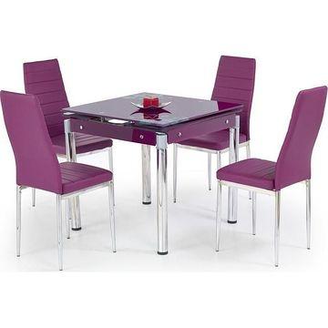 Krzesło K-70C Halmar Fioletowy