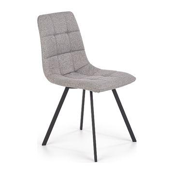 Krzesło K-402 Halmar szary