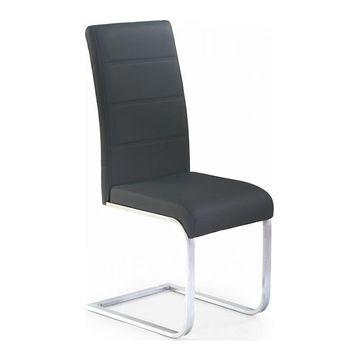 Krzesło K-85 Halmar Czarny