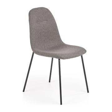 Krzesło K-413 Halmar szary