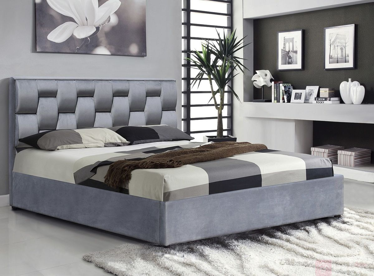 Łóżko ANNABEL 160 Halmar z przodu