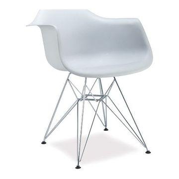 Krzesło MEGAN Signal Biały