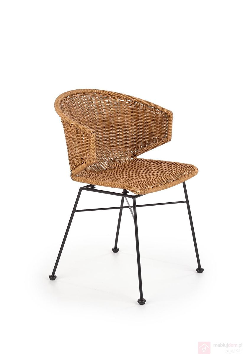 Krzesło ratanowe K-407 profil