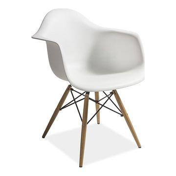 Krzesło MONDI Signal Biały