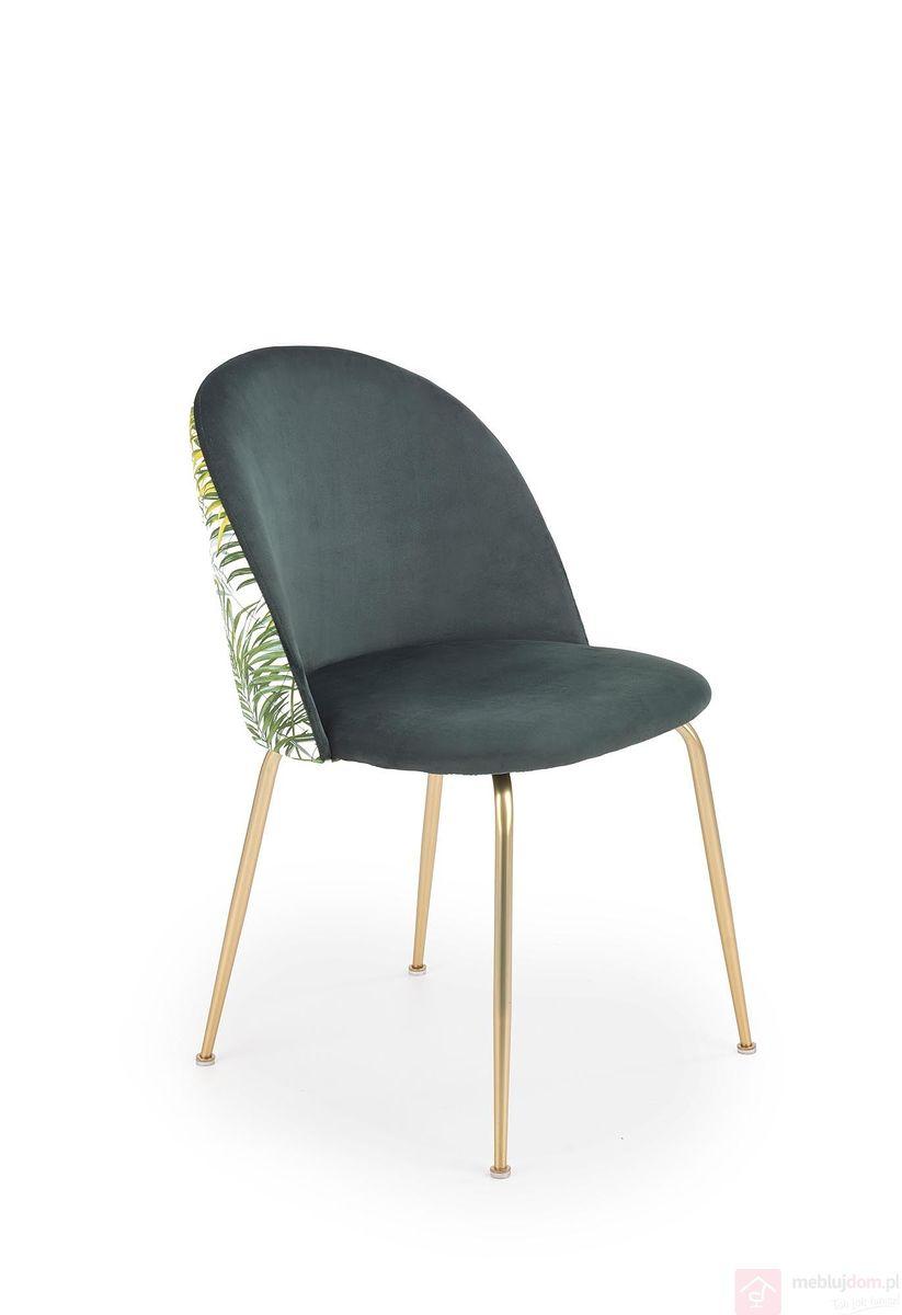 Krzesło tapicerowane K-372
