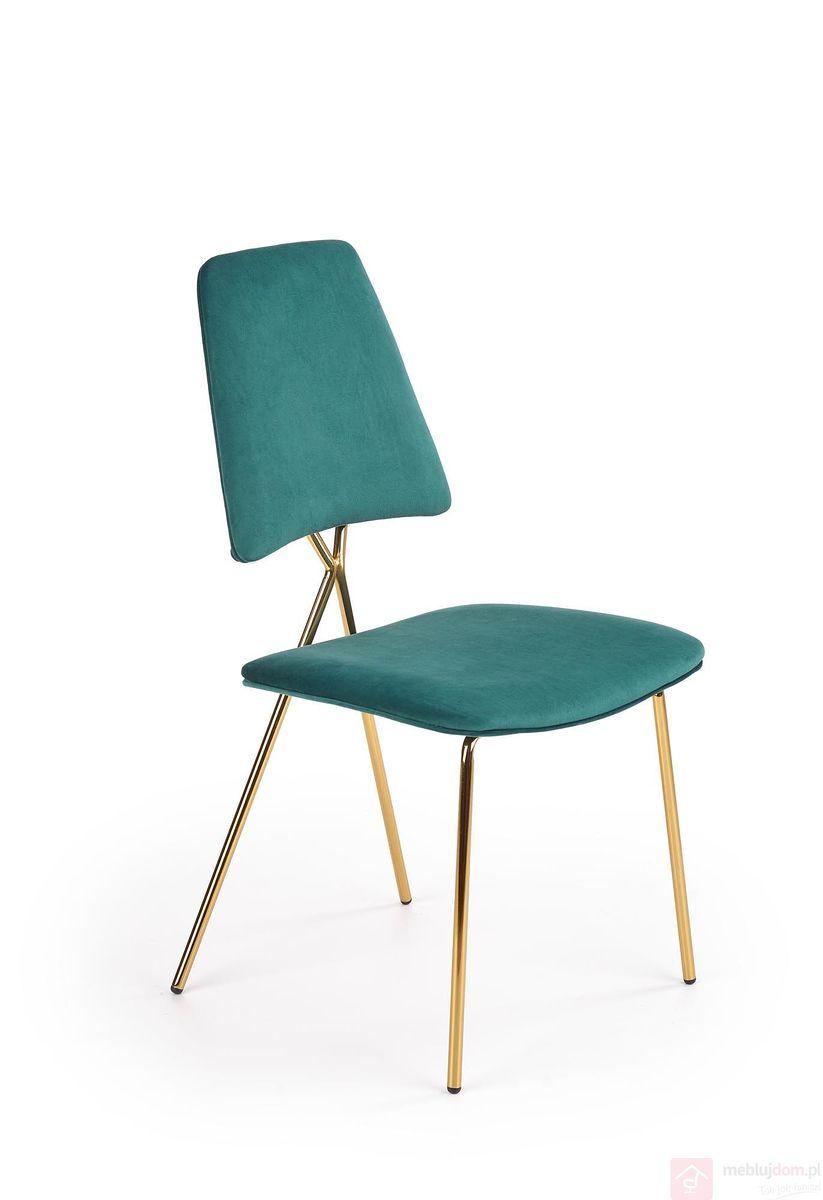 Krzesło tapicerowane K-411 Halmar