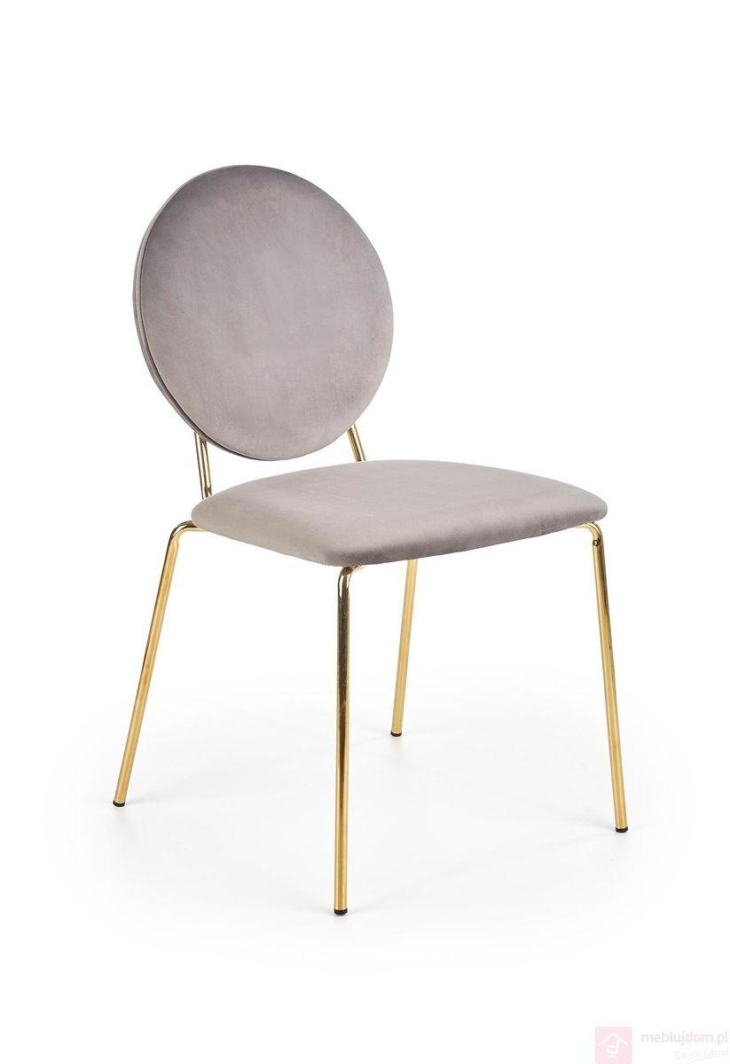 Krzesło tapicerowane K-363 Halmar