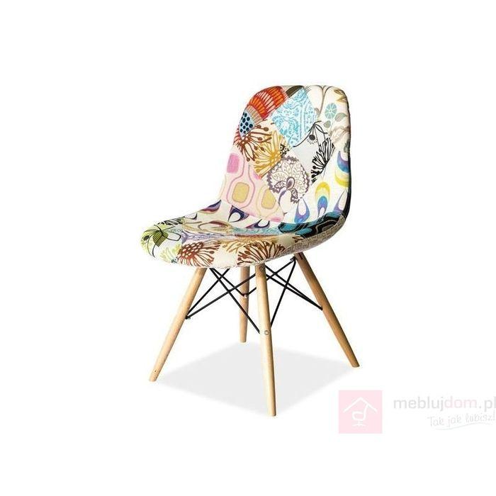 Krzesło PASCAL A Signal Wielobarwny