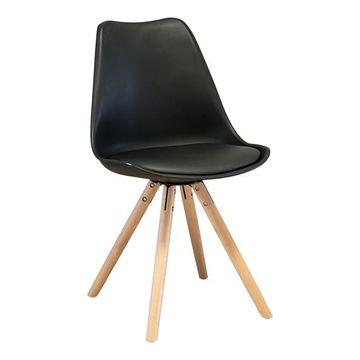 Krzesło AC-08N czarne