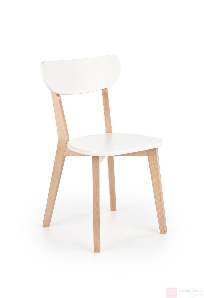 Krzesło drewniane BUGGI Halmar