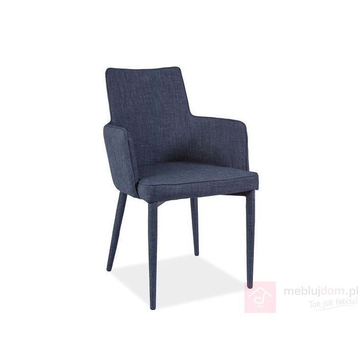 Krzesło SEMIR Signal Grafitowy