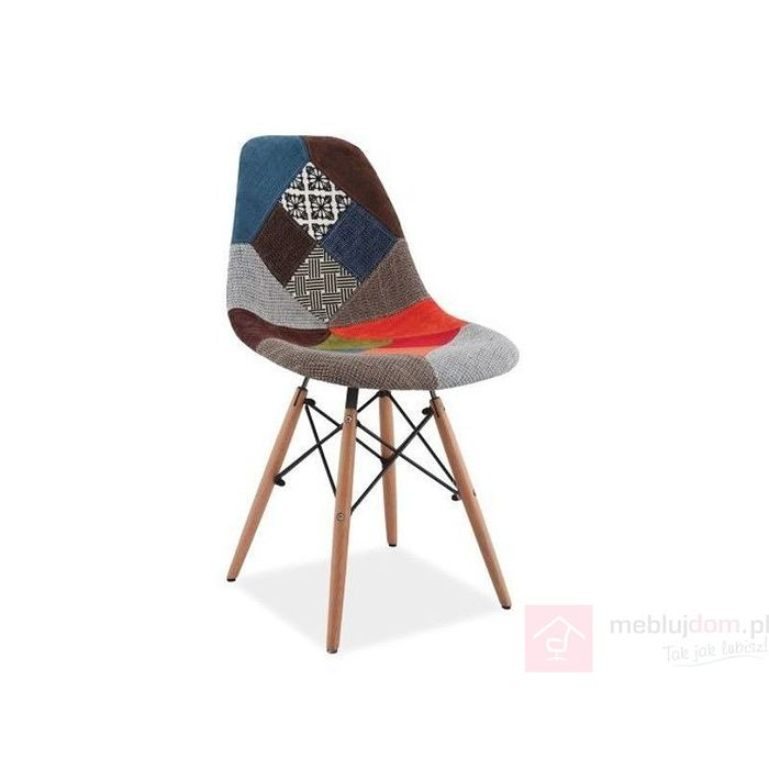 Krzesło SIMON A Signal Wielobarwny