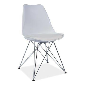 Krzesło TIM Signal Biały
