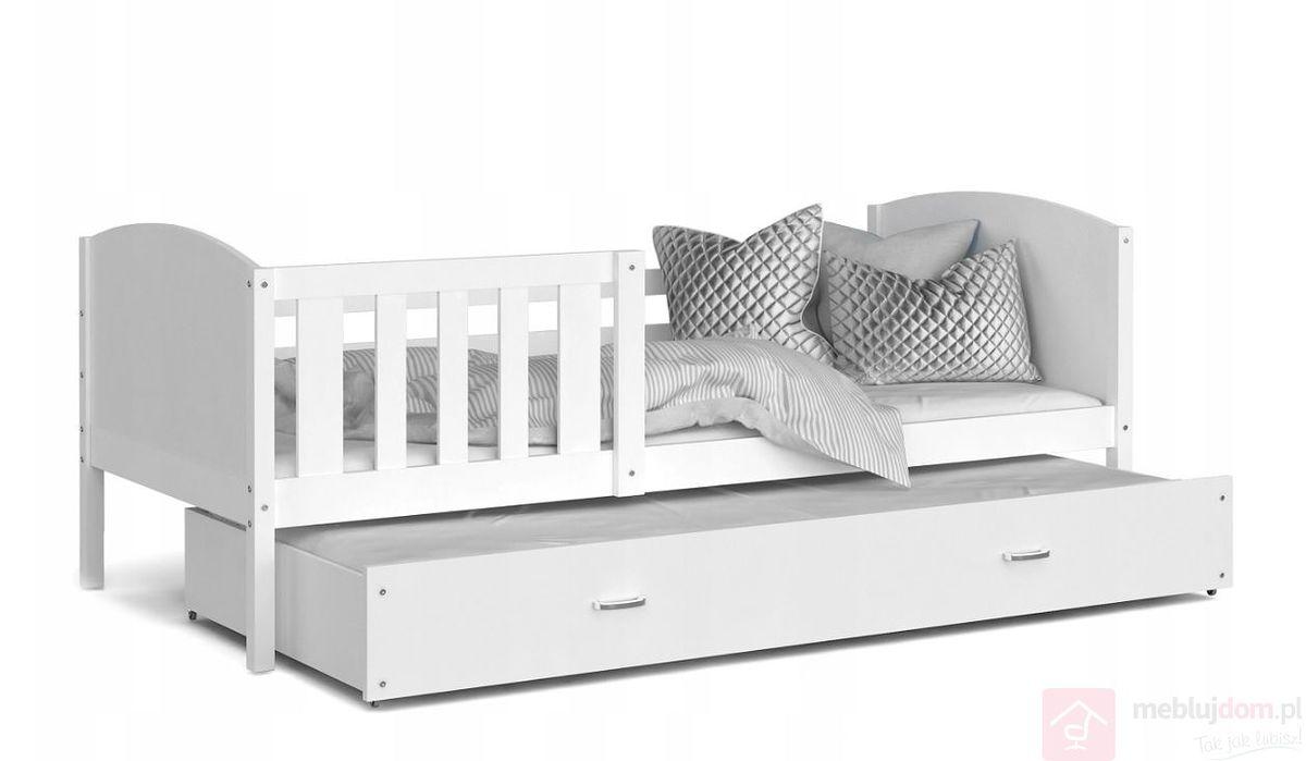 Łóżko parterowe TAMITU 2