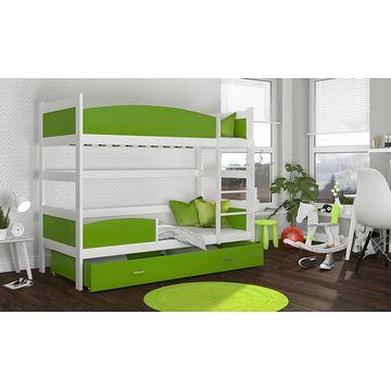 Łóżko piętrowe TWISTER 2