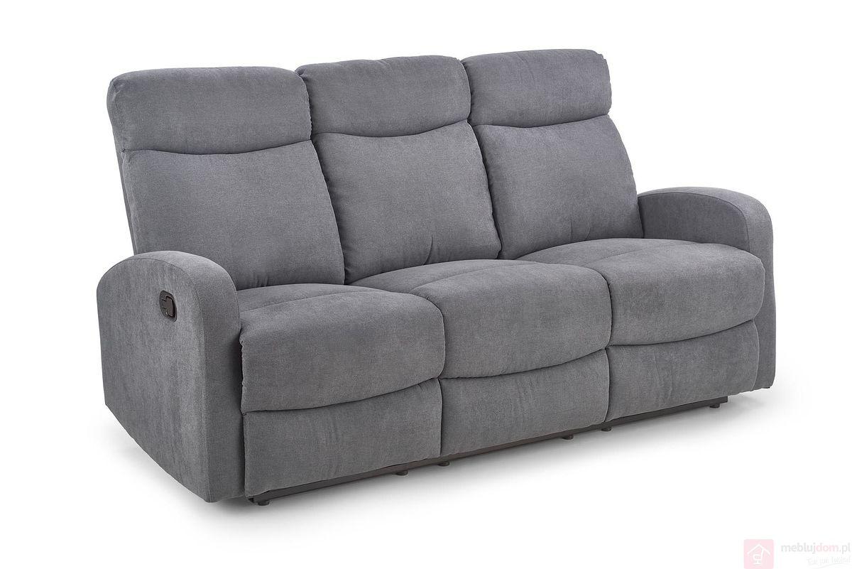 Sofa rozkładana OSLO 3S Halmar