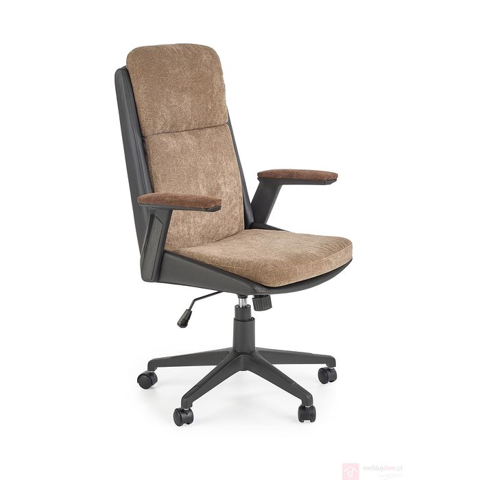 Fotel gabinetowy HERBIC Halmar od boku