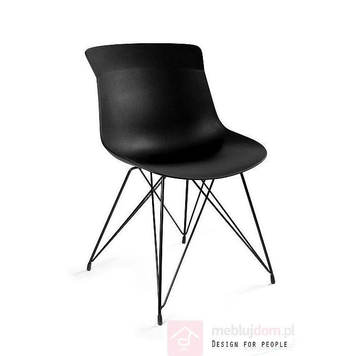 Krzesło EASY B Unique czarne