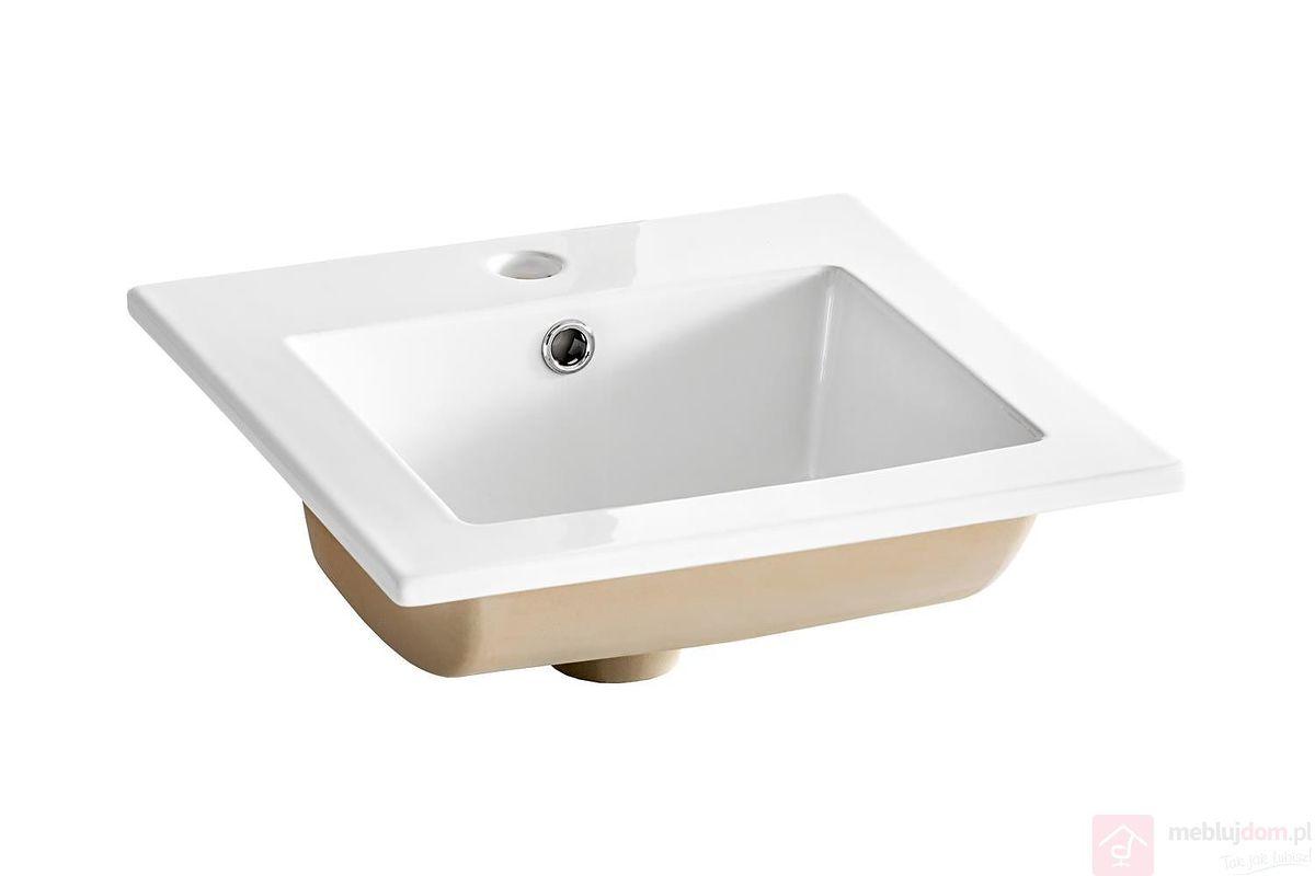 Umywalka ceramiczna SQUARE 42