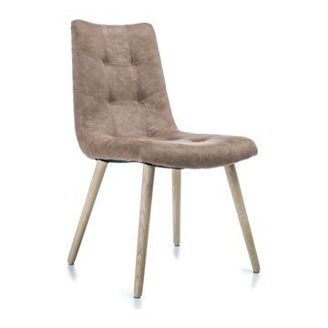 Krzesło MISENO Signal brązowe