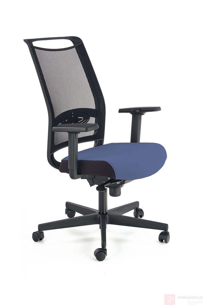 Fotel ergonomiczny GULIETTA niebieski