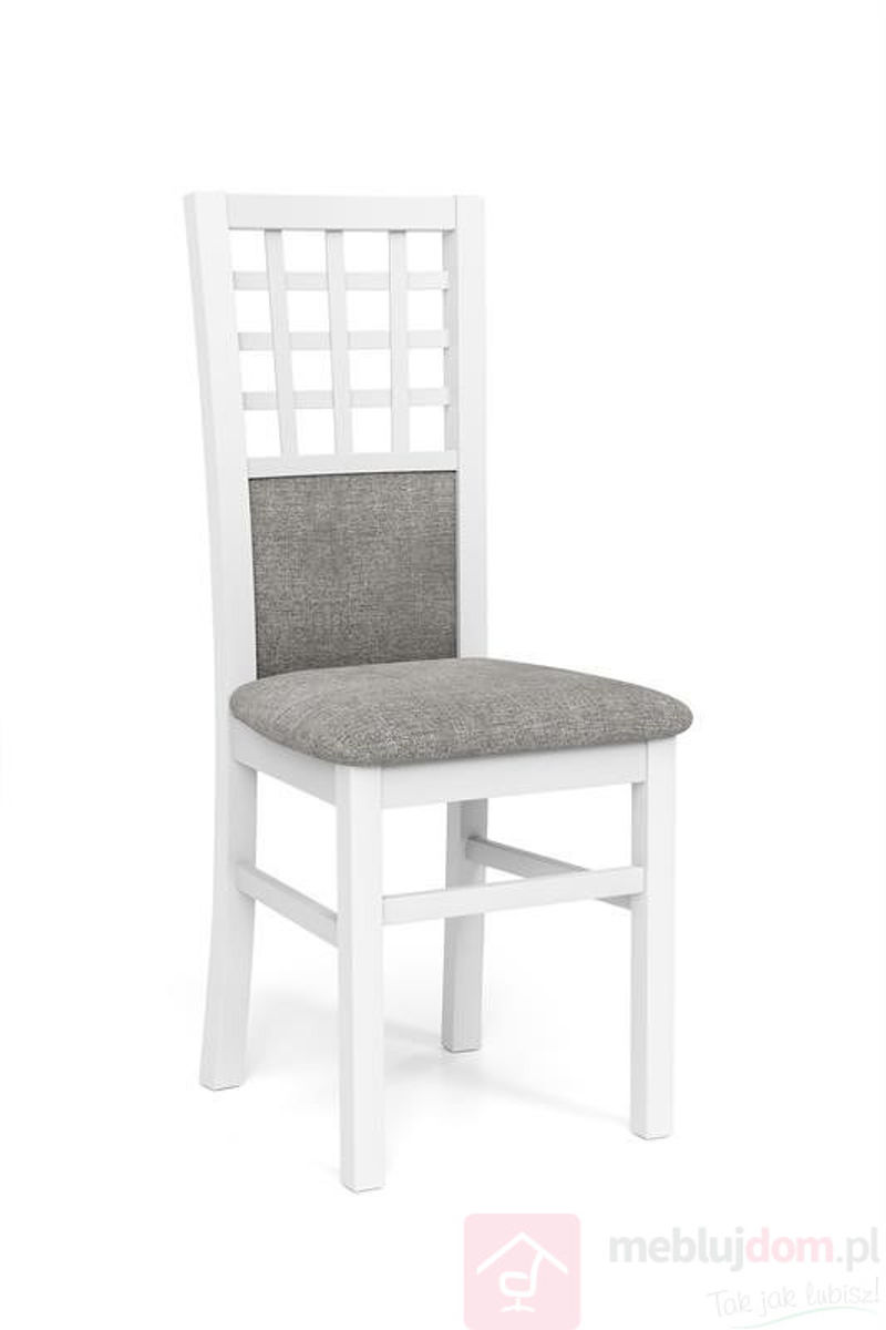 Krzesło GERARD 3 Halmar Biały